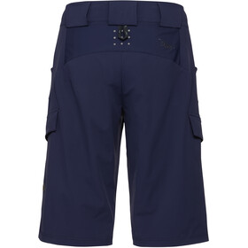 Triple2 Bargup Ocean Waste Econyl Shorts d'enduro Homme, peacoat
